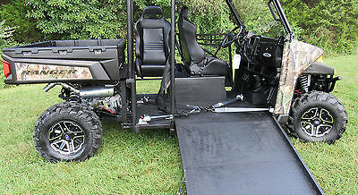 Handicapped Accessible ATV's